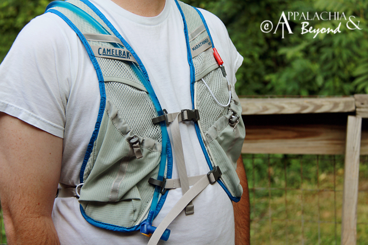 0d68d7ba0b Camelbak Marathoner Vest | Guest Review — Brian's Backpacking Blog