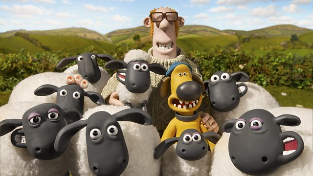 In Shaun The Sheep Movie All Is Well At Mossy Bottom Farm Except For Fact That Animals Will Do Anything To Get Out Of Work