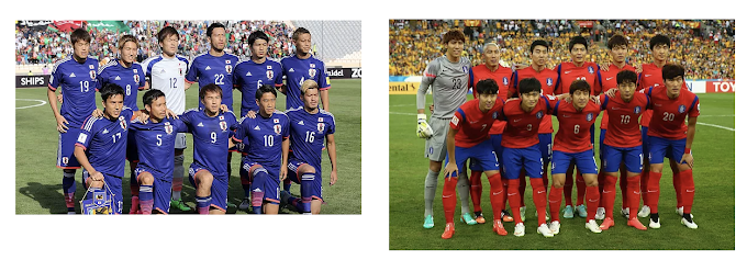 World Cup Permutations for Japan and South Korea – Good and Bad