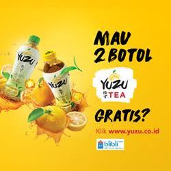 Yuzu Tea Hadir di Indonesia