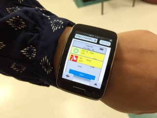 Smartwatch could improve care in nursing homes