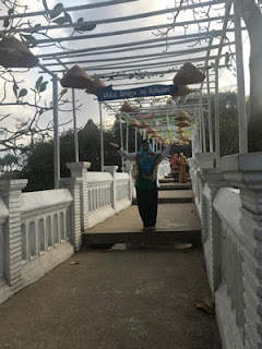 Jembatan Sumawe, Patokan Menuju Pantai Goa Cina