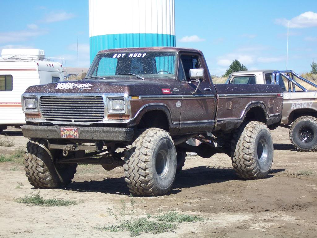 World Of Cars Ford Trucks 4x4