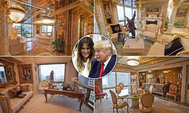 Donald Trump penthouse