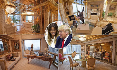 Image result for trump house interior