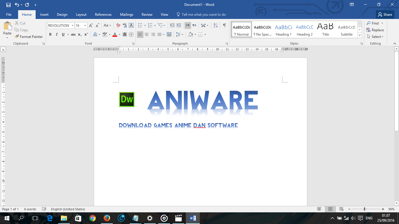 Microsoft Office 2016 Pro Full Version ~ AniWare