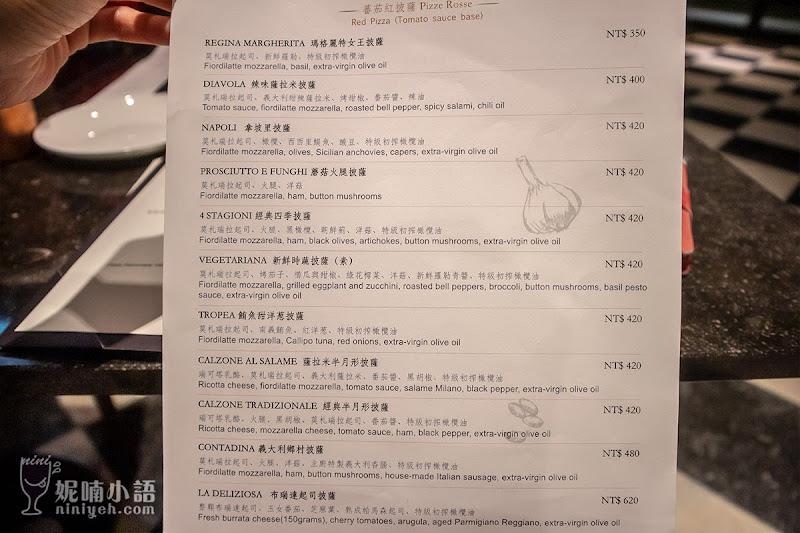 【內湖美食】Il Mercato NEIHU Pizzeria義瑪卡多內湖餐酒館。英國女王最愛米其林推薦