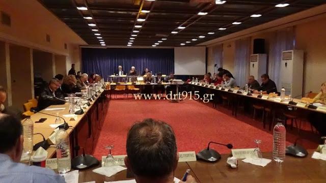 Με 43 θέματα συνεδριάζει το Περιφερειακό Συμβούλιο στις 8 Αυγούστου