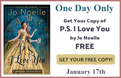 Free Book: P.S. I Love You by Jo Noelle- NWoBS Blog