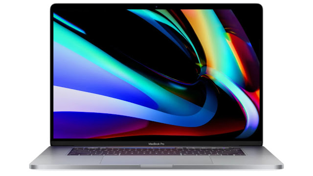 The new 16-inch MacBook Pro costs between $ 2,400 and $ 6,100.