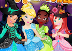 Disney Princess Halloween