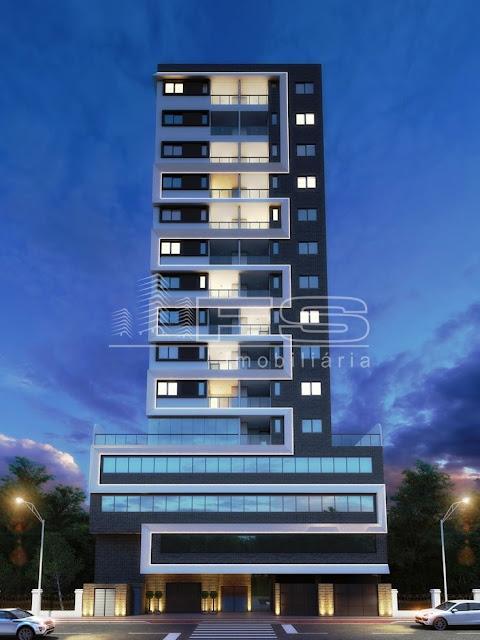 ENC: V2166 - Bella Torre Residencial - Apartamento 2 dormitórios sendo 1 suíte - Bairro Morretes - Itapema/SC