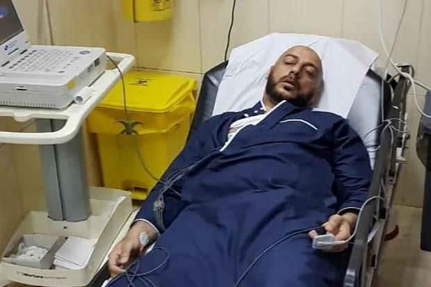 Doanya, Syekh Ali Jaber Dirawat di RS Madinah