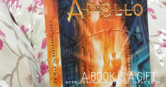 Riordan, Rick: THE HIDDEN ORACLE (TRIALS OF APOLLO #1) - Giliran Dewa Matahari yang Disorot dalam Ujian Perjuangannya.