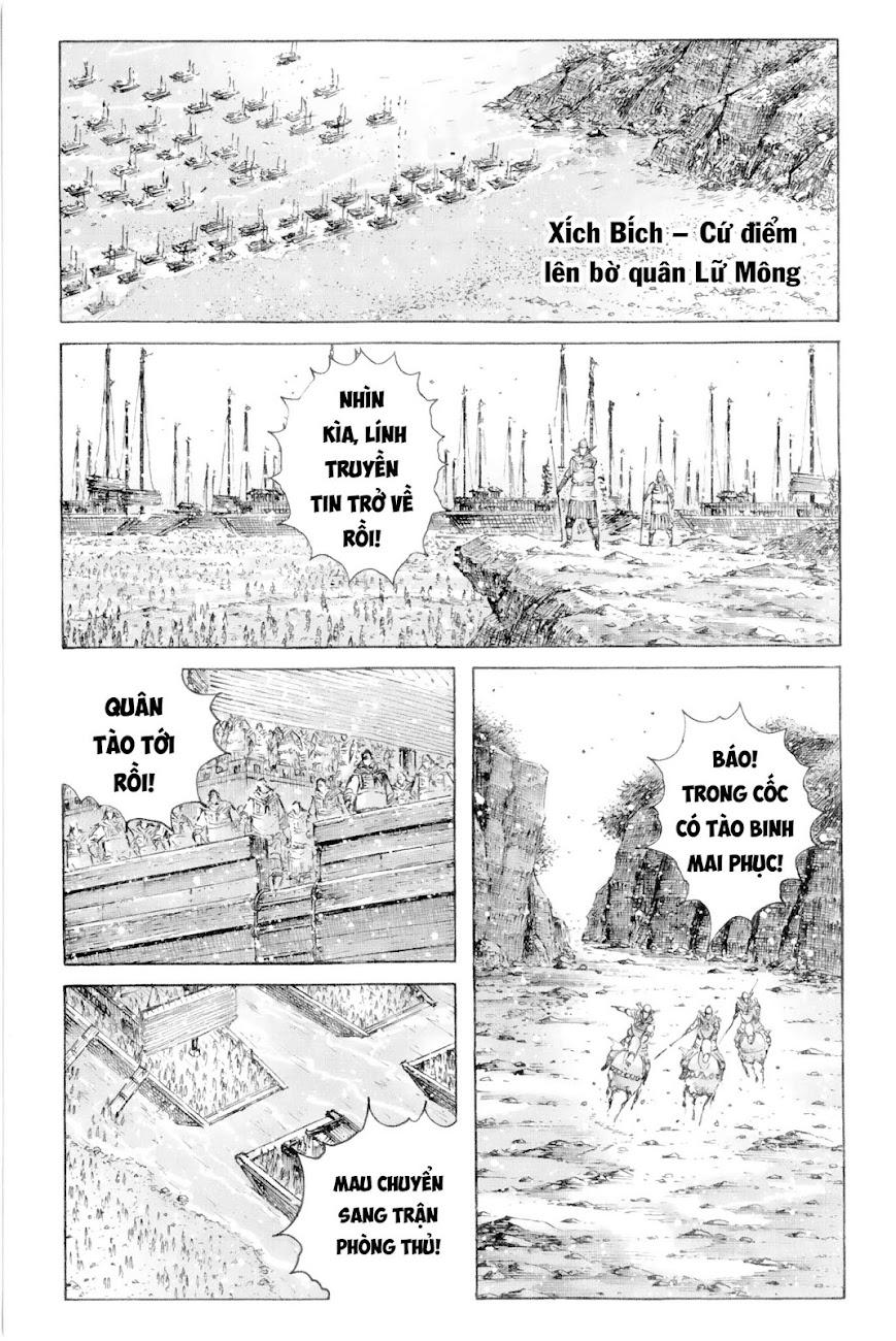 Hỏa phụng liêu nguyên Chương 417: Ám chiêu nan phòng [Remake] trang 1
