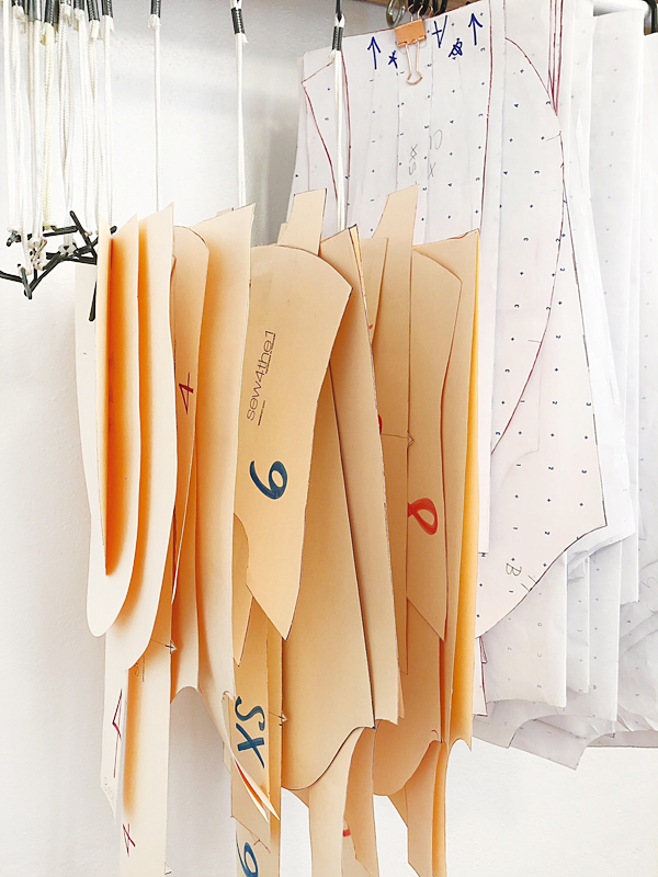 How to organize and store sewing patterns