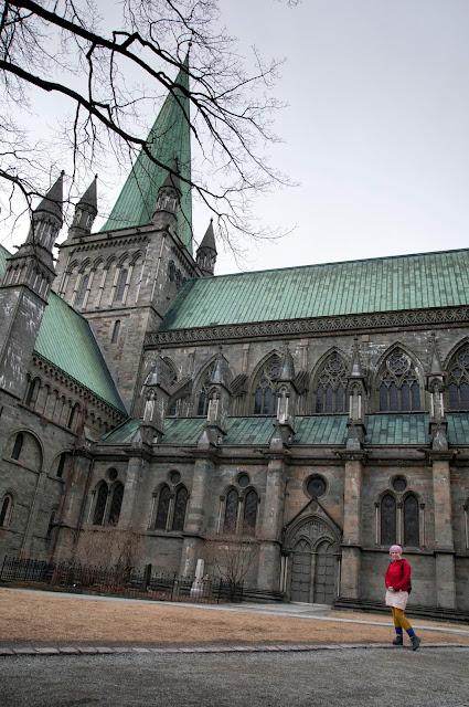 Nidarosdomen; Trondheim, Norway
