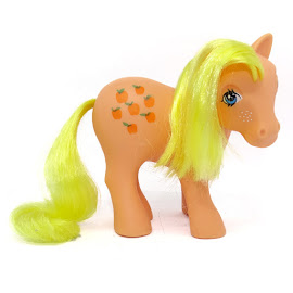 MLP Melania Year Two Int. Earth Ponies I G1 Pony