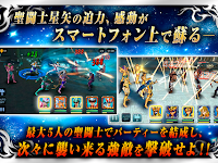 Saint Seiya Zodiac Brave MOD v1.25 Unlimited Apk Android Terbaru Gratis Download