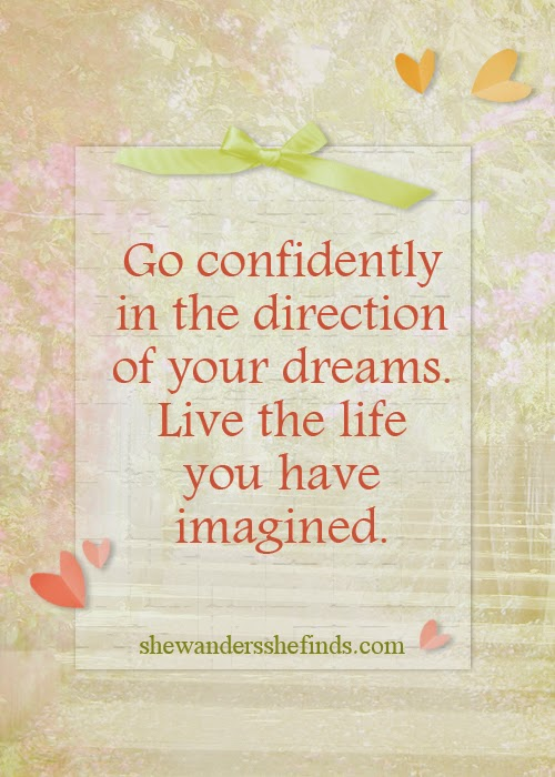 Dreams - Quote By Pascale De Groof on Shewandersshefinds.com