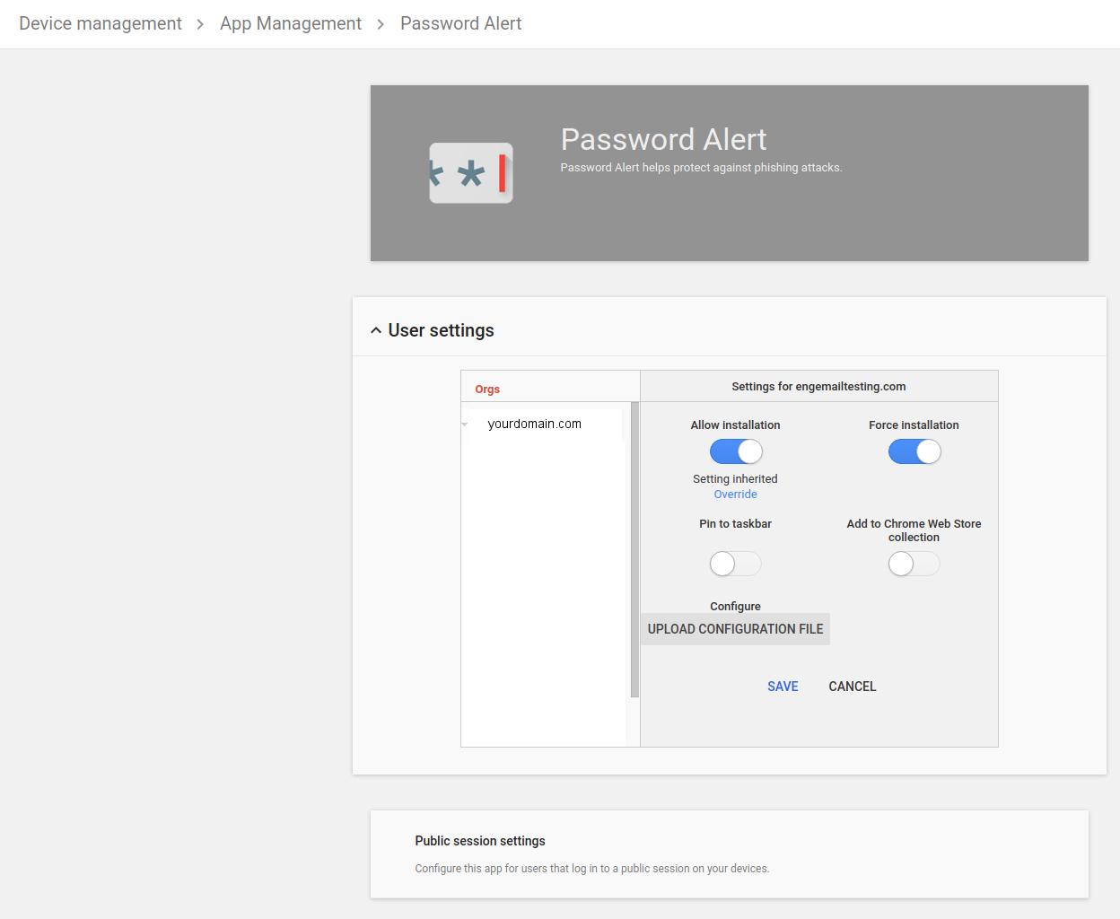 G Suite Updates Blog: 7 ways admins can help secure accounts against