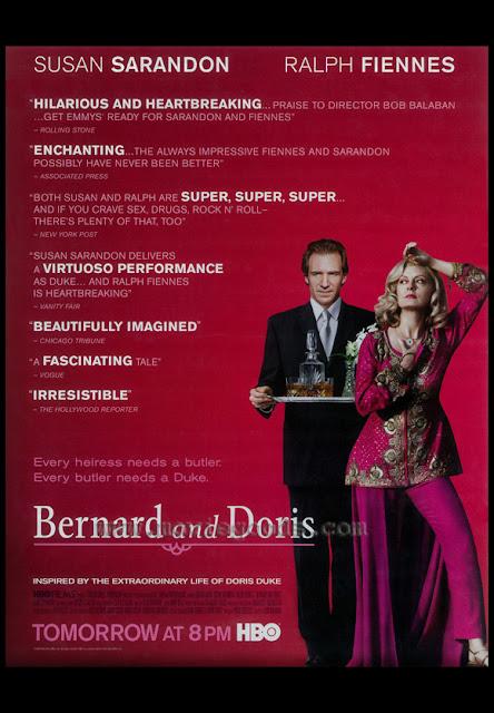 Bernard and Doris (2006) ταινιες online seires xrysoi greek subs