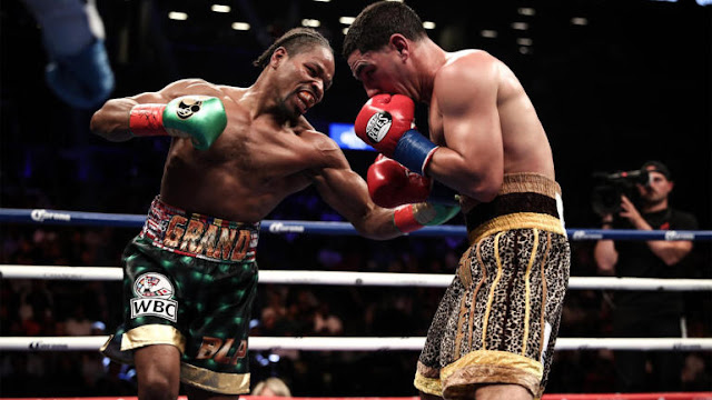 Shawn Porter beats Danny Garcia by unanimous decision to win vacant WBC welterweight title