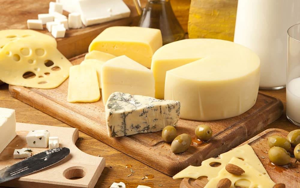 معلومات عن الجبن