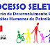 Divulgado resultado de seleção da Secretaria de Desenvolvimento Social e Direitos Humanos de Petrolina-PE