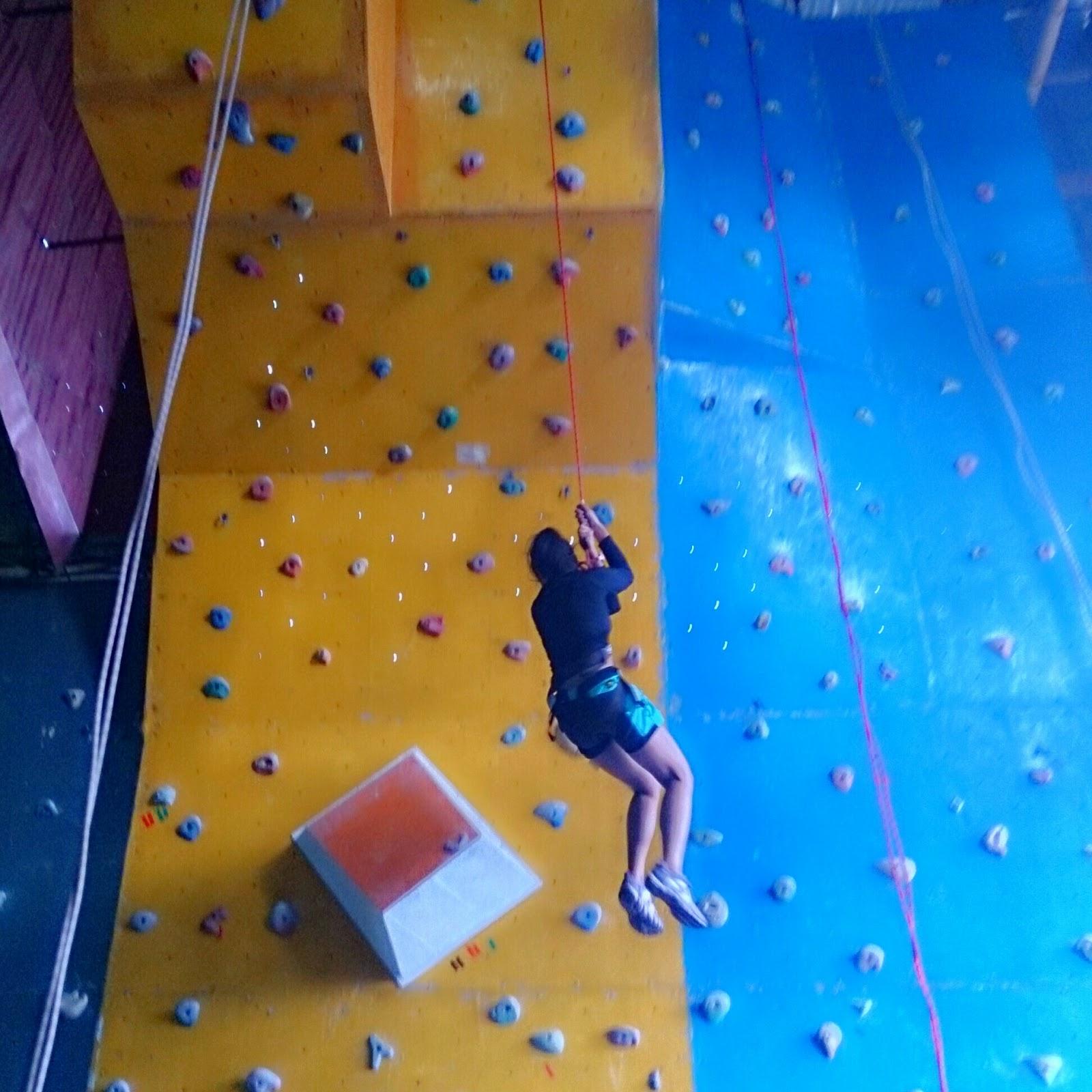 Guru Rock Climbing Gym