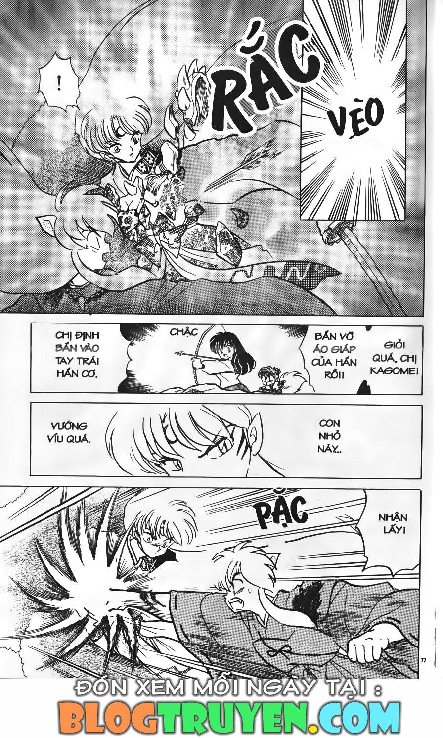 Inuyasha vol 07.4 trang 16