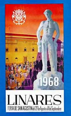 Feria de San Agustín 1968 - LINARES