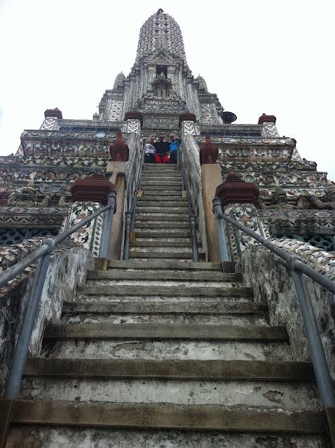 En lo alto de la torre