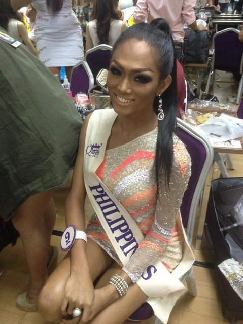 Miss Universe I >> TransGriot: January 2013