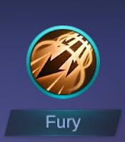 spell mobile legend Fury