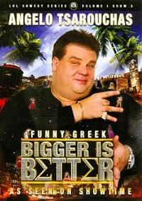 Watch Angelo Tsarouchas: Bigger Is Better Online Free in HD