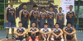 SMA Kristen Kalam Kudus Juara 3 ATMI Cup Basketball Competition 2018