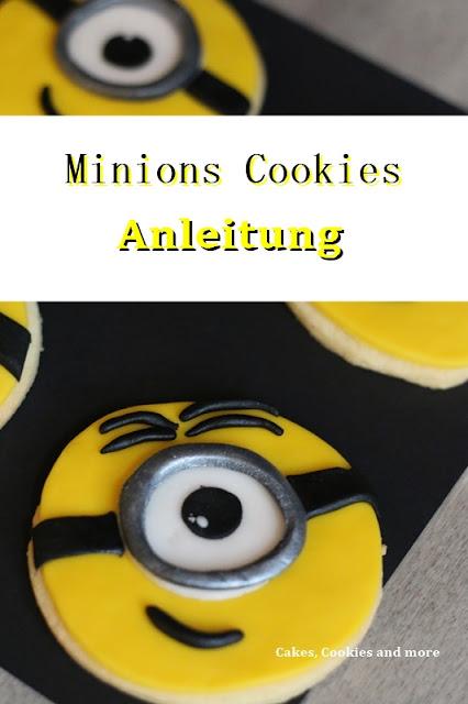 Minios Cookies Anleitung