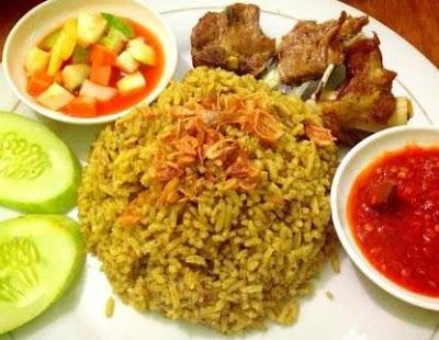Resepi Nasi Arab Mandy