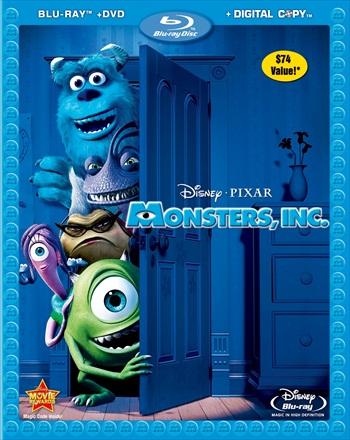 Monsters Inc 2001 Dual Audio Hindi Bluray Movie Download