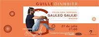 Concierto de Guille Dinnbier en Sala Galileo Galilei