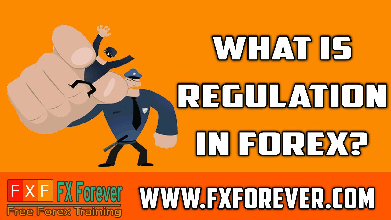 Crupus forex regulation