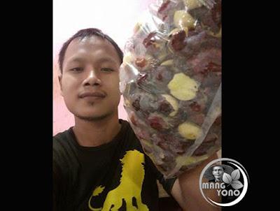 Harga Jengkol di Pasar Jumat, Pabuaran, Subang Rp. 32.000/kg