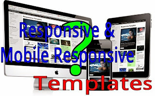 what is mobile responsive and mobile responsive templates