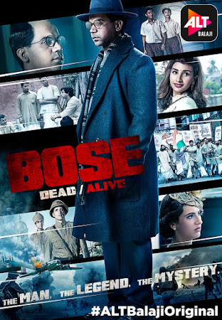 Poster Of Bose: Dead/Alive 2017 Watch Online Free Download