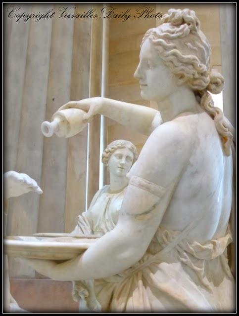 Apollon Servi Par Les Nymphes : apollon, servi, nymphes, VersaillesDailyPhoto, Blog:, Apollon, Servi, Nymphes