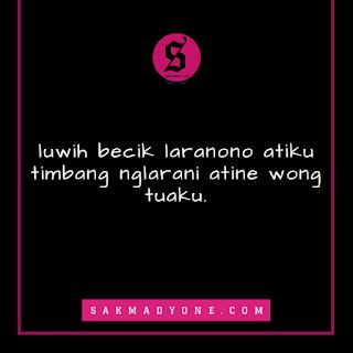 gambar kata kata bijak bahasa jawa