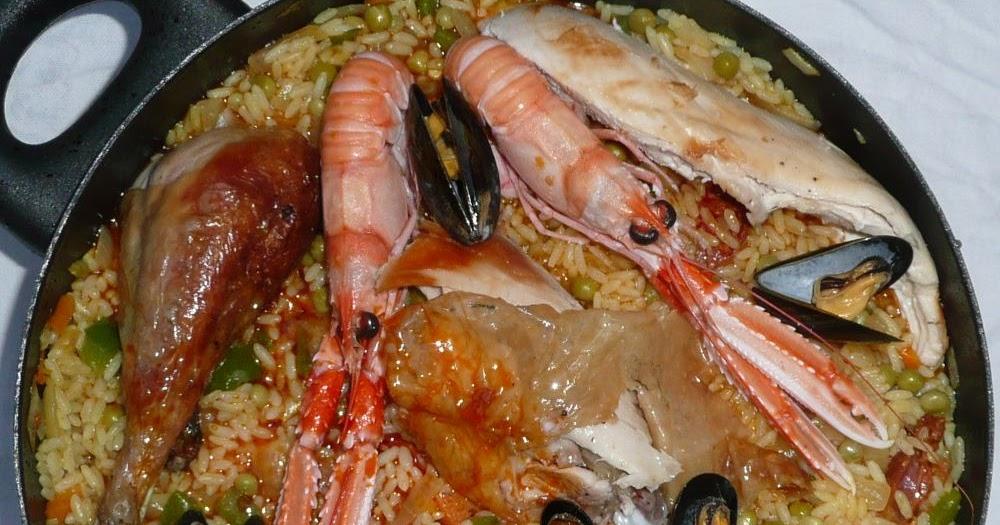 Paella - CC-cuisine