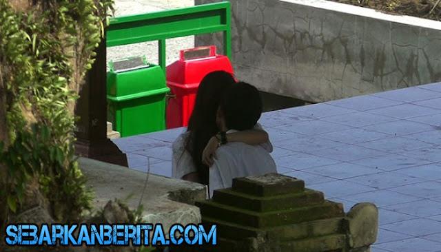 Remaja Sekarang Sudah Tak Tahu Malu , Monumen Klungkung Dijadikan Tempat Mesum