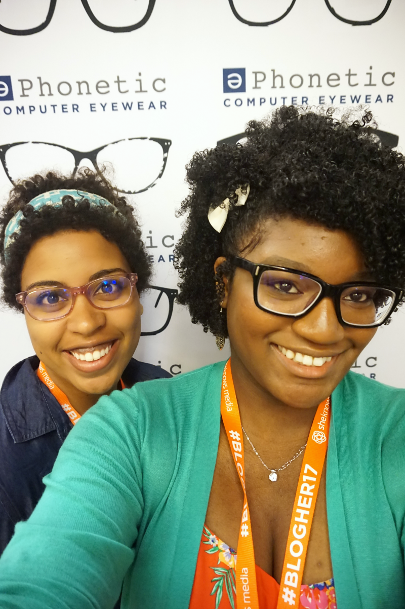 Phonetic Eyewear BlogHer17